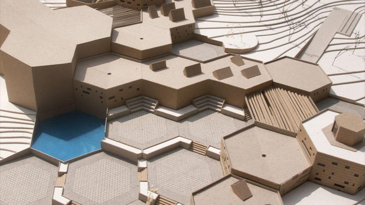 Arquitectura hexagonal DDD para software
